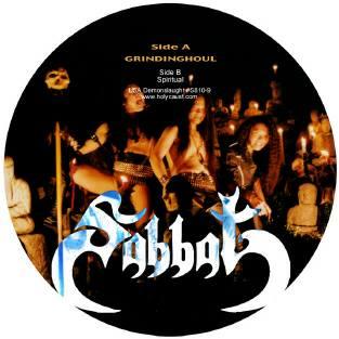 Sabbat / Forever Winter - Sabbat / Forever Winter