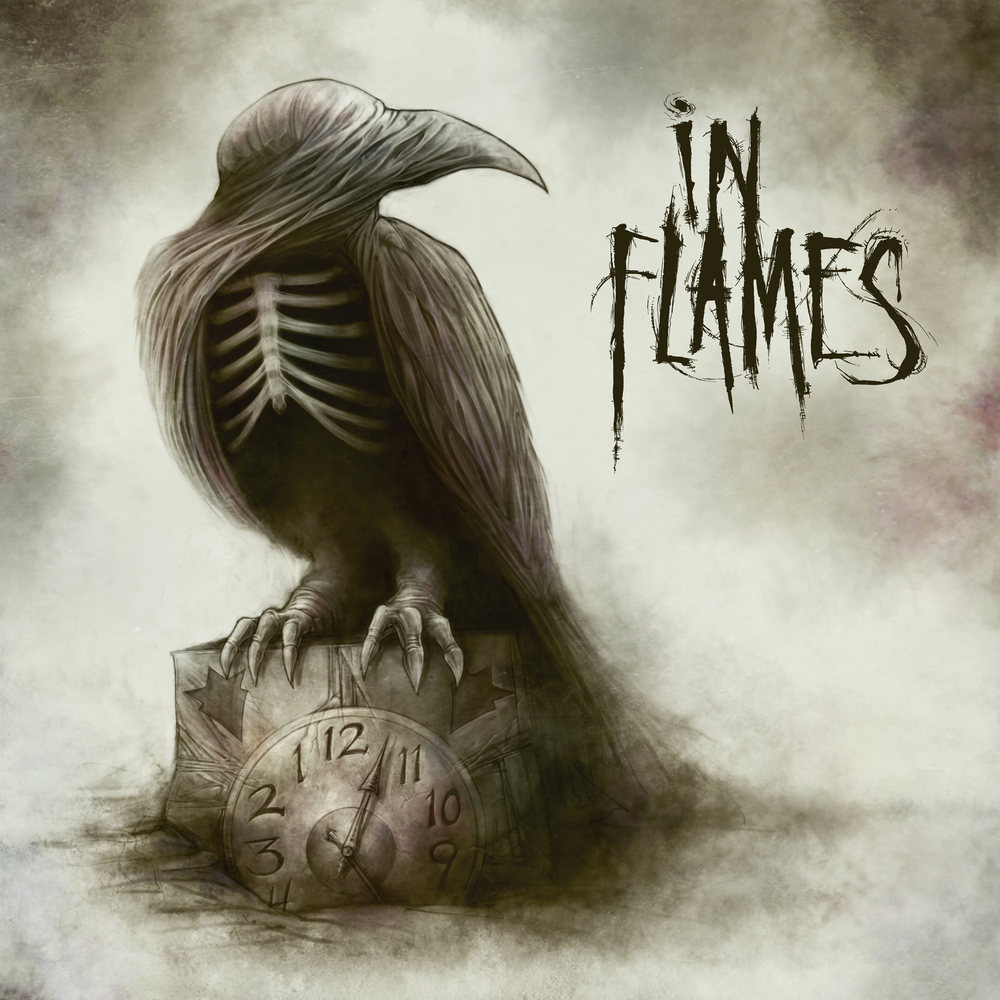 Cover of In Flames - Sounds Of A Playground Fading