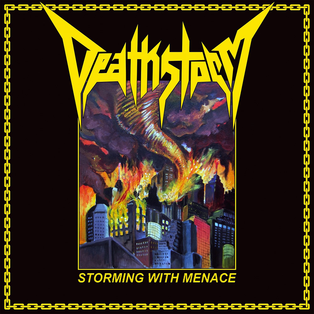 Deathstorm - Storming with Menace