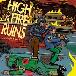 High on Fire - High on Fire / Ruins