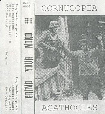 Agathocles - Grind Your Mind !!!