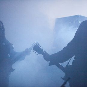 Sunn O))) - Live at Primavera Sound Festival 2009 on WFMU