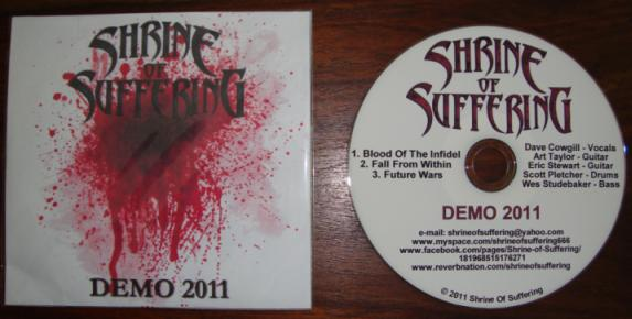 Shrine of Suffering - Demo 2011