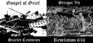 Gospel of Grief / Strigoi VII - Scarlet Centuries / Revelation 6:16