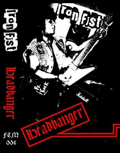 Iron Fist - Headbanger