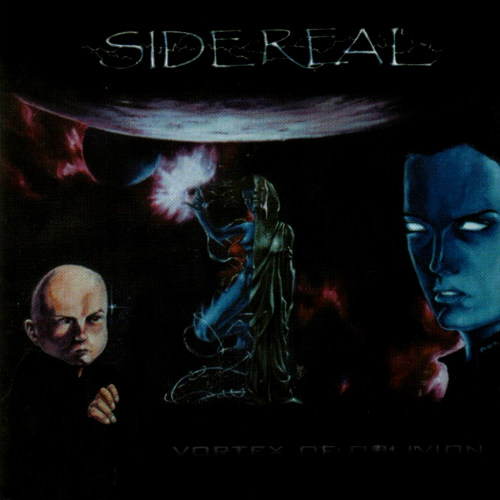 Sidereal - Vortex of Oblivion