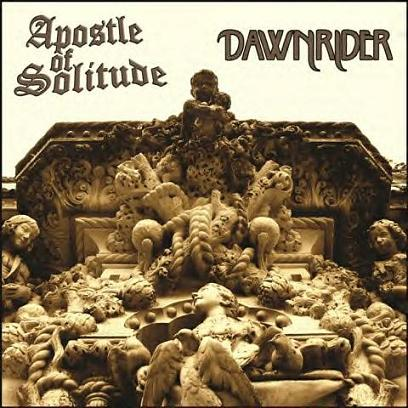 Dawnrider / Apostle of Solitude - Apostle of Solitude / Dawnrider