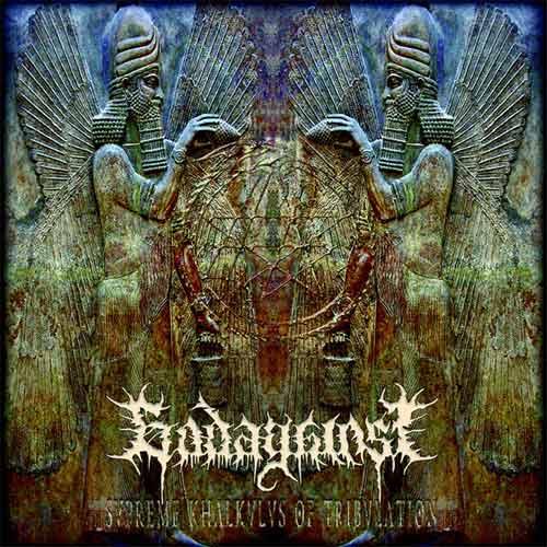Godagainst - Supreme Khalkulus of Tribulation