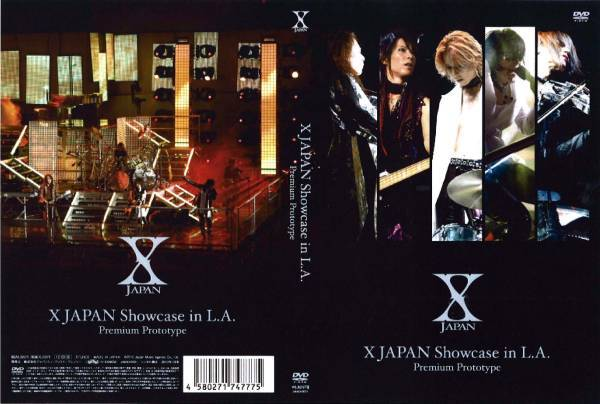 X Japan - X Japan Showcase in L.A. Premium Prototype