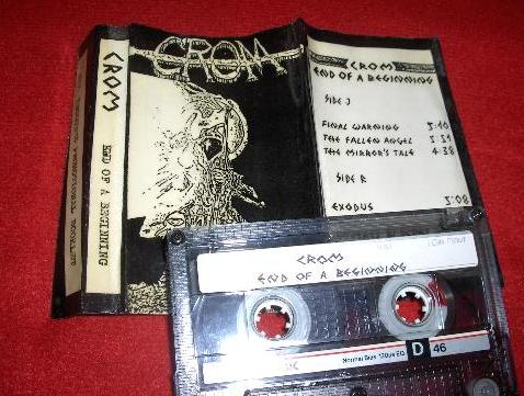 Crom - End of a Beginning