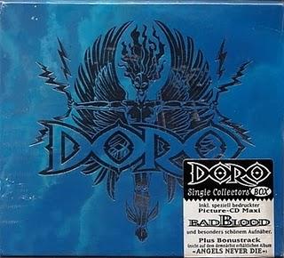 Doro - Singles Collector Box