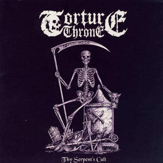 Torture Throne - Thy Serpent's Cult