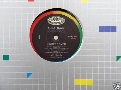Alcatrazz - Undercover