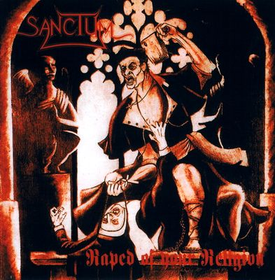 Sanctum - Raped of Your Religion