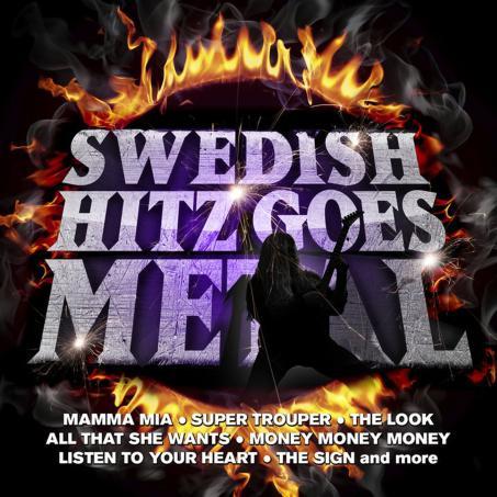 ReinXeed - Swedish Hitz Goes Metal