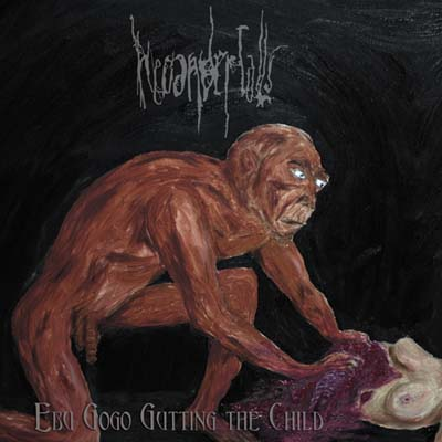 Neoandertals - Ebu Gogo Gutting the Child