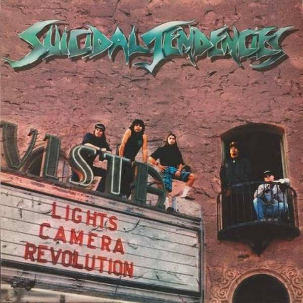 Suicidal Tendencies - Lights...Camera...Revolution