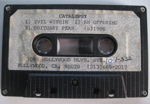 Catalepsy - Demo 86