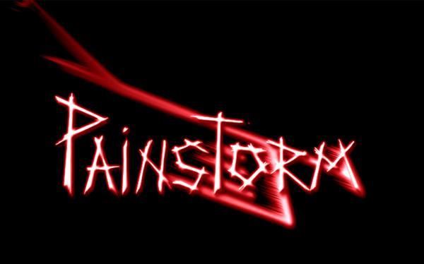 Painstorm - Logo