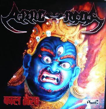 Arachnids - Kaal Bhairav