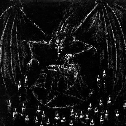 Satanic Warmaster - Winter's Hunger / Torches