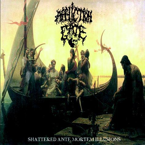Affliction Gate - Shattered Ante Mortem Illusions