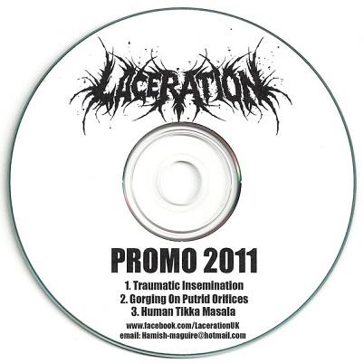 Laceration - Promo 2011
