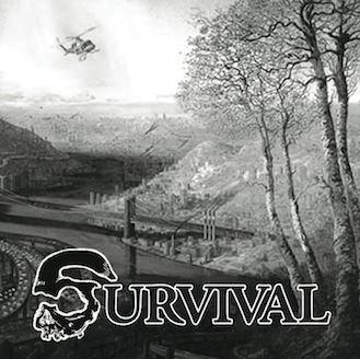 Survival - Freedom Through Depravity EP