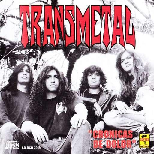 Transmetal - Crónicas de dolor