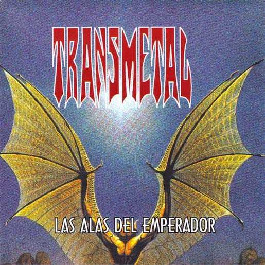 Transmetal - Las alas del emperador