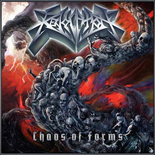 Cover of Revocation � Chaos Of Forms