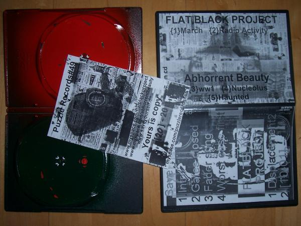 Save Yourself - Flat Black Project / Save Yourself / Abhorrent Beauty