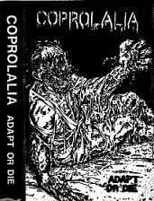 Coprolalia - Adapt or Die