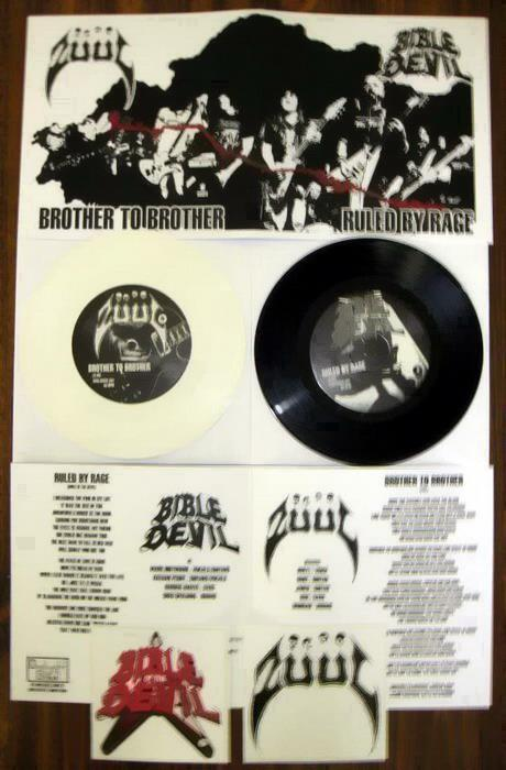 Bible of the Devil / Züül - Ruled by Rage / Brother to Brother