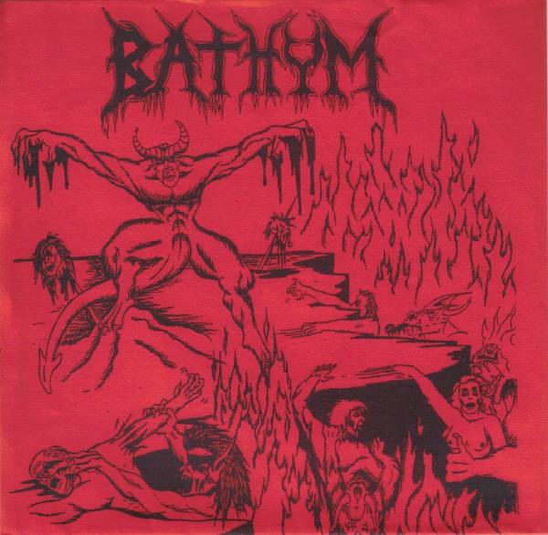 Bathym - Demonic Force