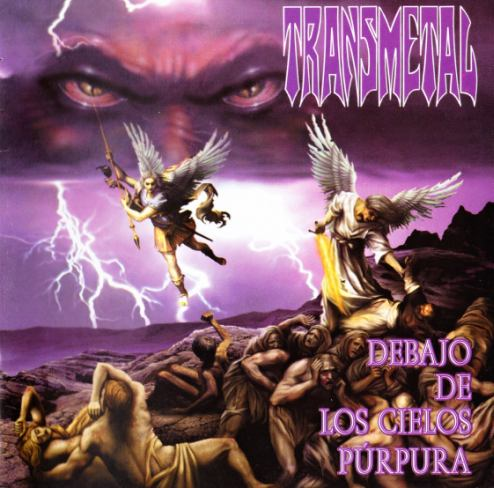 Transmetal - Debajo de los cielos púrpura
