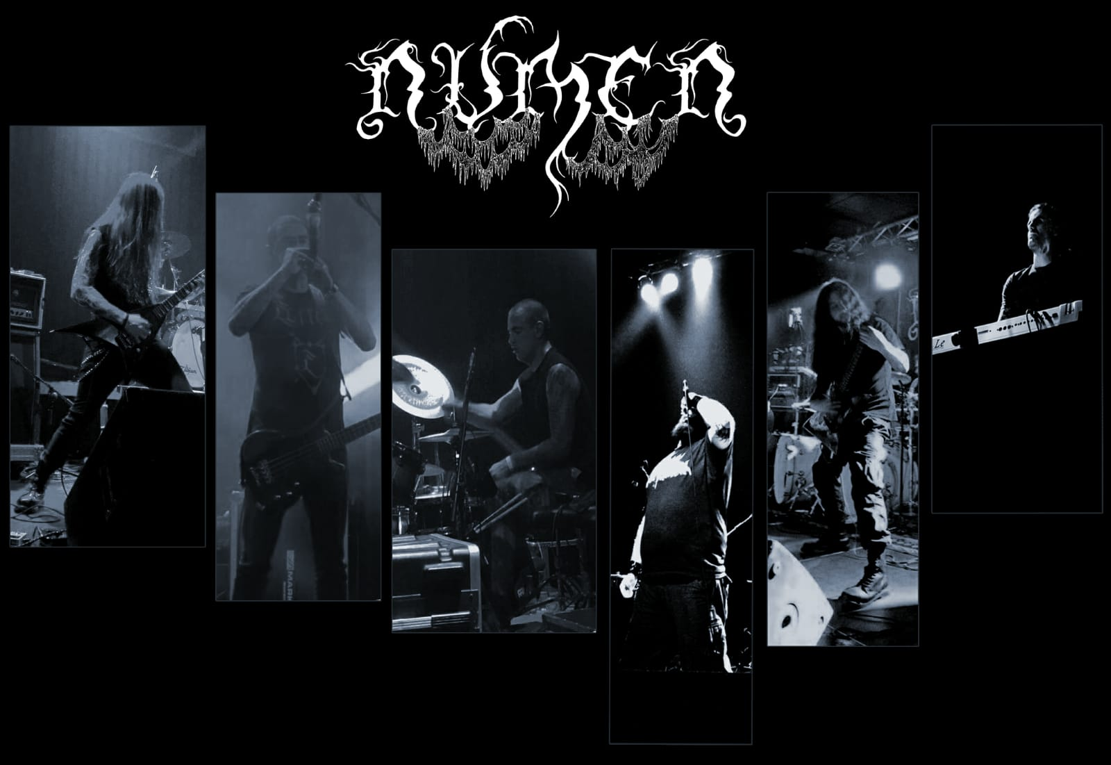 Numen (Esp) members (Click to see larger picture)