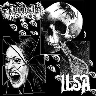 Hooded Menace / Ilsa - Hooded Menace / Ilsa