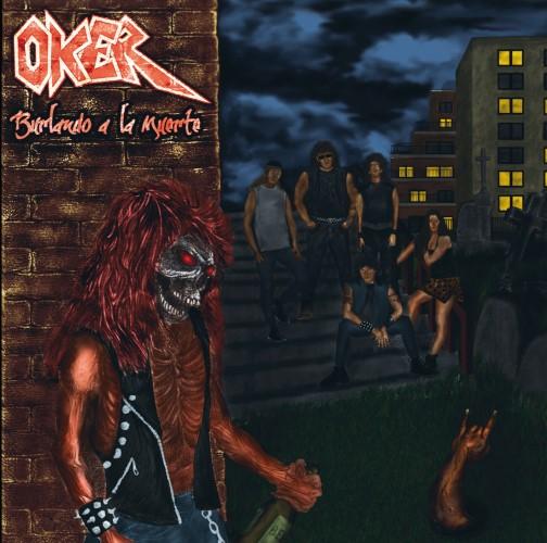 Oker - Burlando a la muerte
