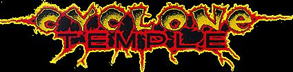 Cyclone Temple - Logo