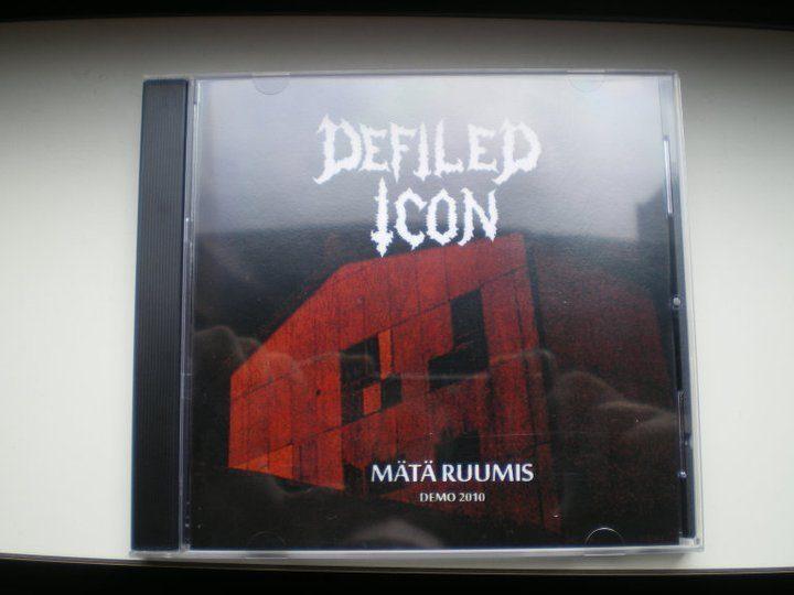 Defiled Icon - Mätä ruumis