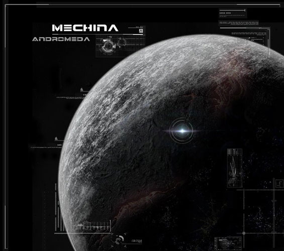 Mechina - Andromeda