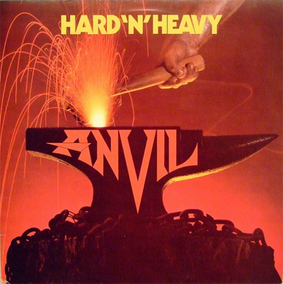 Hard 'n' Heavy cover (Click to see larger picture)