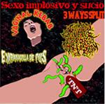 Muerte por Implosion / Empanadilla de Pus / Vaginal Kebab - Sexo implosivo y sucio