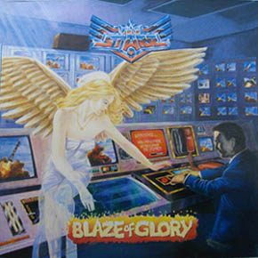 Jack Starr's Burning Starr - Blaze of Glory