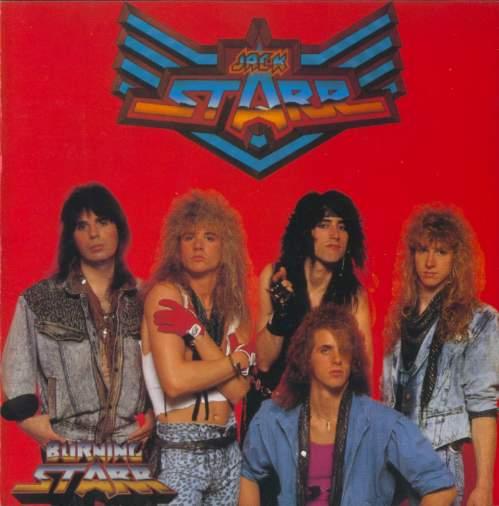 Jack Starr's Burning Starr - Jack Starr's Burning Starr