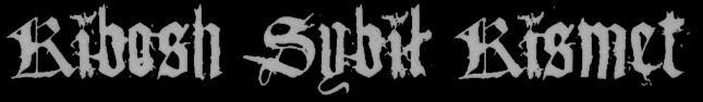 Kibosh Sybil Kismet - Logo
