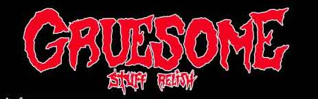 Gruesome Stuff Relish - Logo