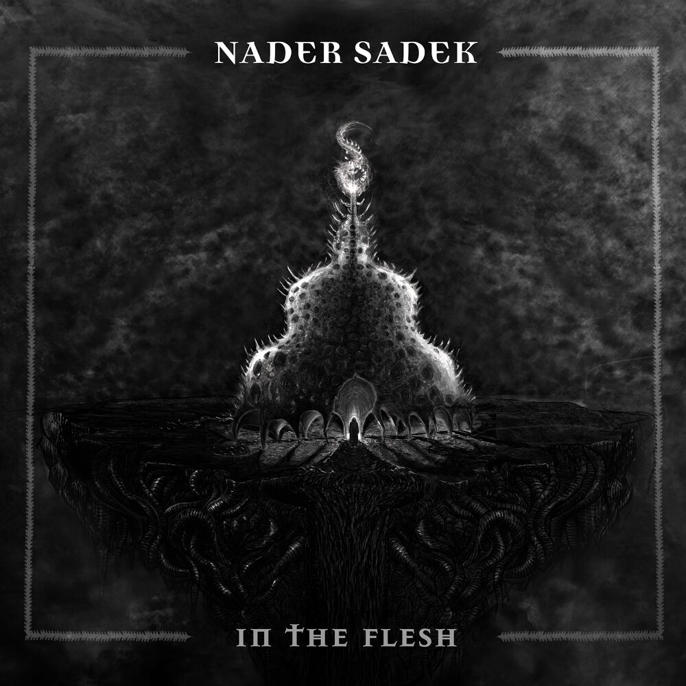 Cover of Nader Sadek - In the Flesh
