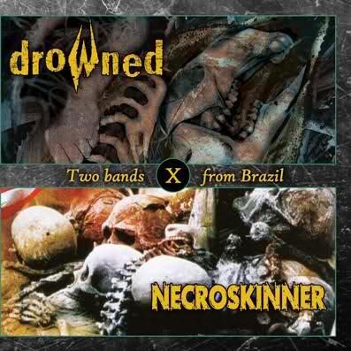 Drowned / Necroskinner - Chaos Skinner / Bones Out